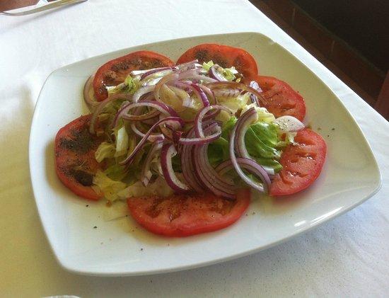 El Reservado: Salad