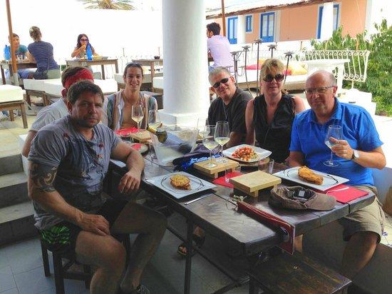 Dom Fortunato: Happy eaters