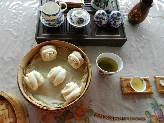 La colazione cinese foto di i fiori di hong kong san for Colazione cinese