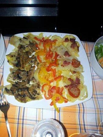 Bisteccheria da Mario: l'antipasto di verdure che non può mancare