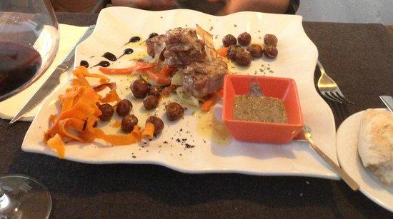 Restaurante Asador 240: Bocconcini