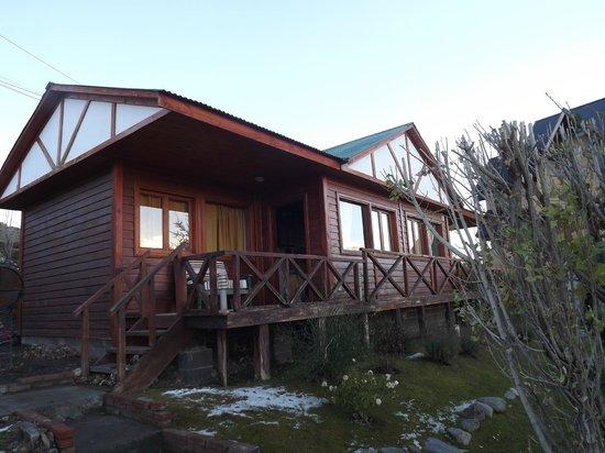Cabanas Normana Inn: A entrada da Cabana