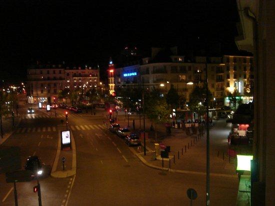 Hotel Ibis Styles Rennes Centre Gare Nord : vista do janela