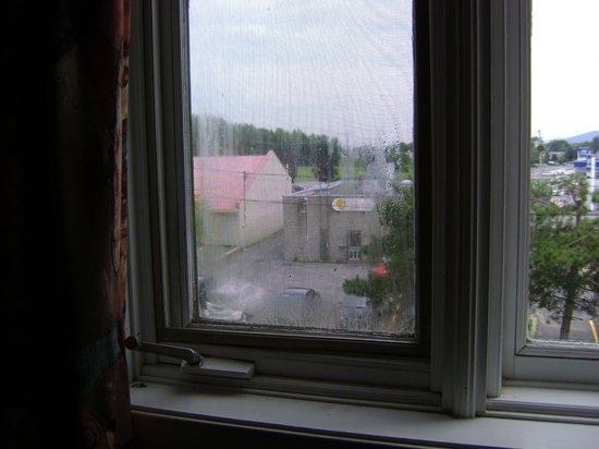 Auberge des Carrefours: Fenêtre