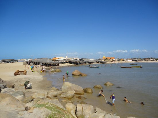 Pedra do Sal Beach