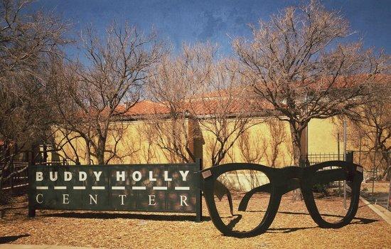 The Buddy Holly Center