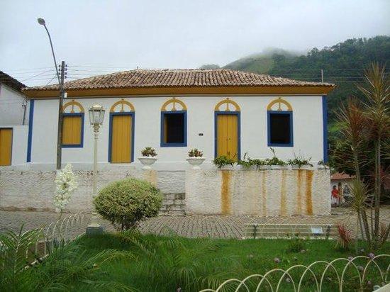 Mimoso Do Sul, ES: Museu visto de fora.