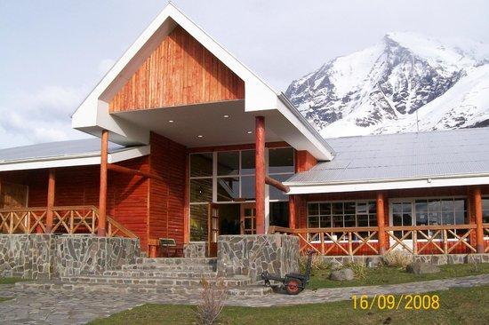 Las Torres Patagonia: Entrada