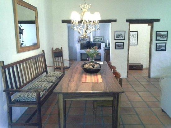 Bonnievale River Lodge: The Farmhouse