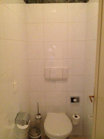 Domaine de Divonne: petit WC séparé