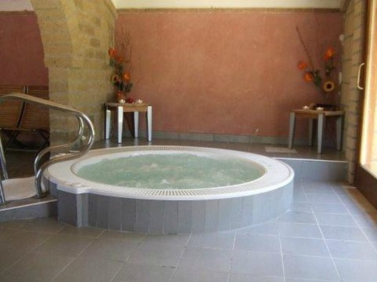 La Casella, Eco Resort : Vasca idromassaggio