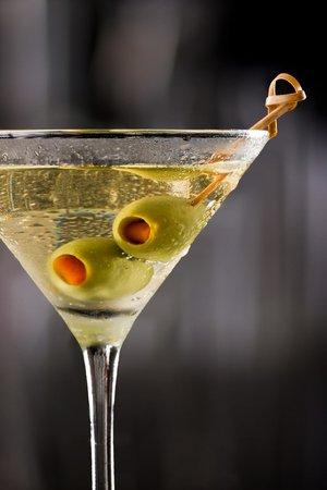 Cafe Turquoise Cottage: Martini