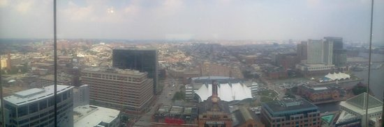 Top of the World Observation Level: top of the world, one of the 4 views you'll see
