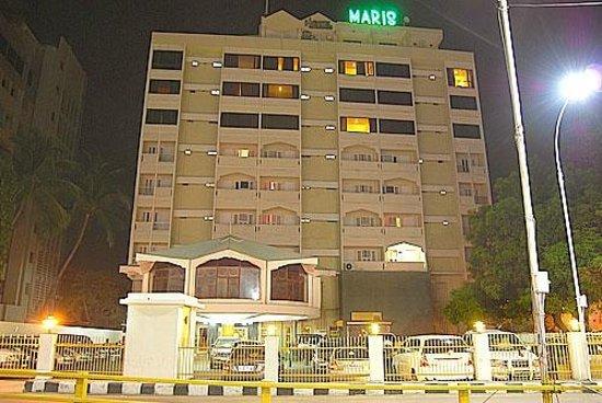 Maris Hotel: Spacious rooms