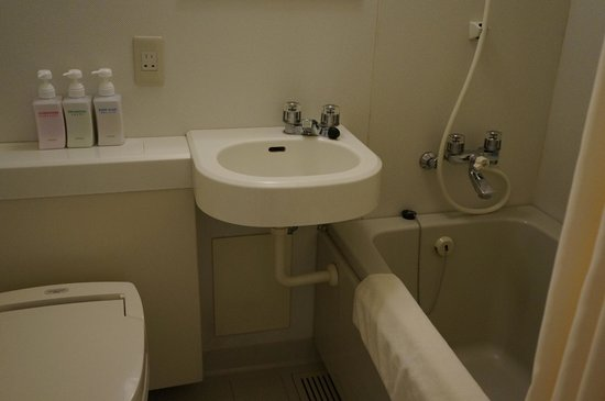 Hotel Mount Racey: Nice washroom