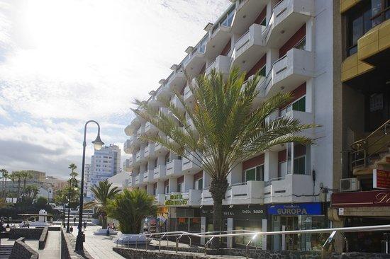 Hotel San Telmo: Vista principal