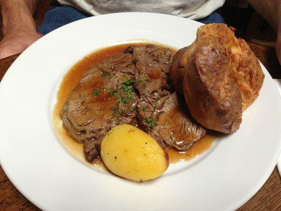 Weirs Bar and Restaurant: Lamb dinner