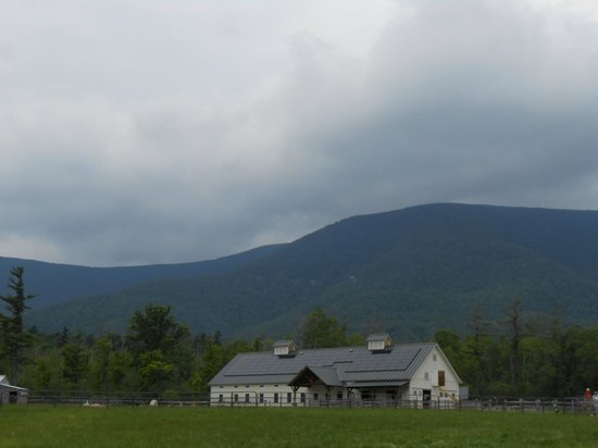 Farm view - Picture of...