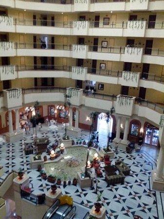 Fiesta Americana Merida: Vista interna del hotel