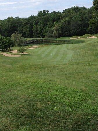 Doral Arrowwood: Gorgeous course, but tough!