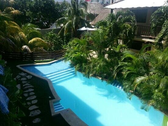 Hotel Posada Sian Ka'an: nice view