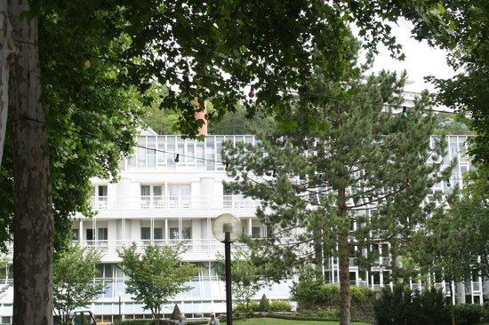 Best Western Premier Parkhotel Bad Mergentheim: Außenansicht Hotel