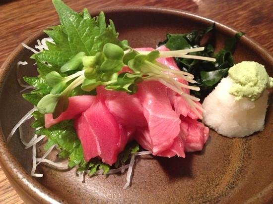 Iccho Restaurant: Fatty Tuna