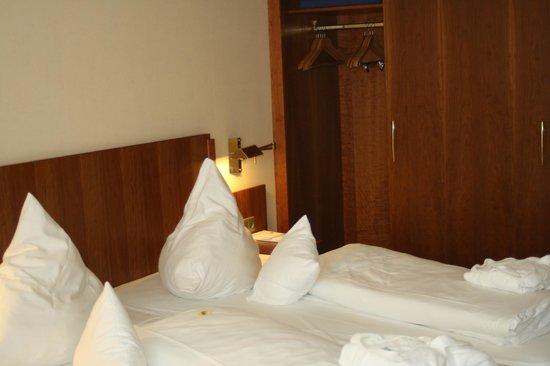 Best Western Premier Parkhotel Bad Mergentheim: Hotelzimmer