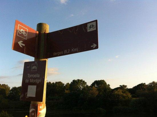 Happy Bikes Girona: Ter Route