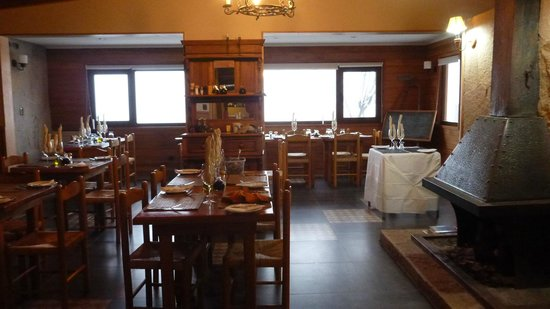 Hotel La Cornisa: Dining Room
