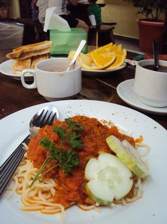 Classic Inn: Breakfast! Excellent