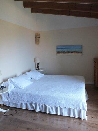 Sa Plana Hotel: Lit 160 cm très confortable
