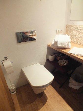 Sa Plana Hotel: Salle de bains