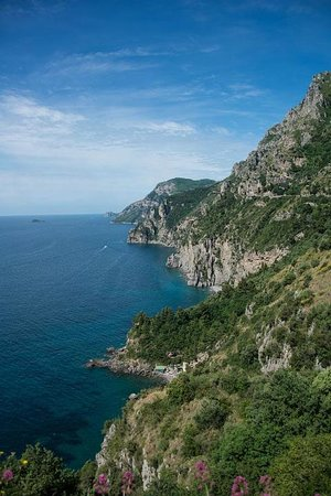 Sorrentours Tours: The Amalfi Coast.