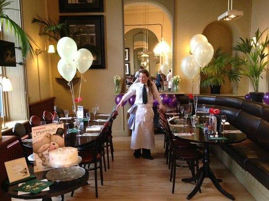 Browns Brasserie & Bar: Weddings welcome