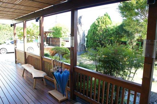 Cypress House: Outside