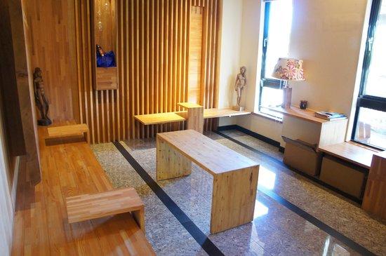 Cypress House: Lobby