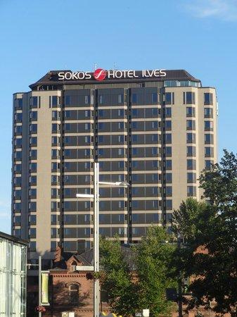 Original Sokos Hotel Ilves: Building