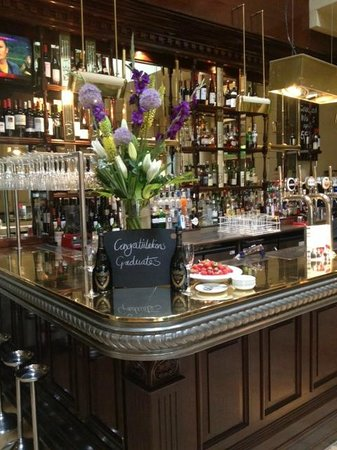 Browns Brasserie & Bar: Celebrate With Browns
