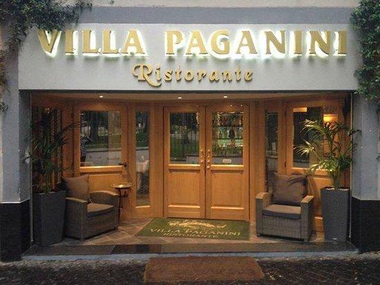Ristorante Villa Paganini : Entrata