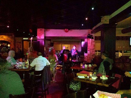 Cafe Murano Dancing