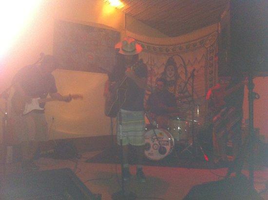 Indra Inn: Mumble Riot Live