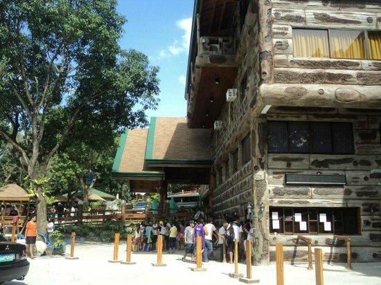 Bosay Resort: Hotel