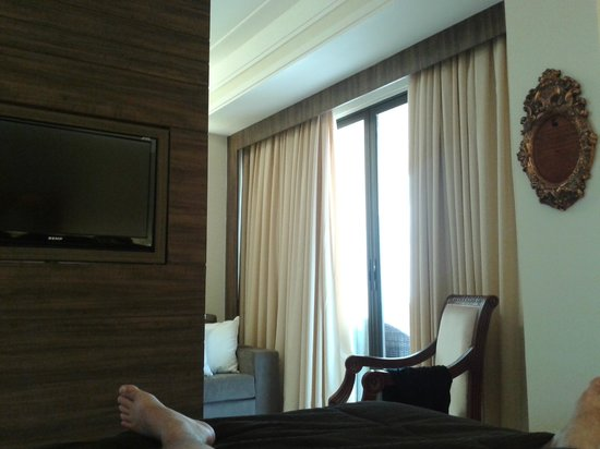 Best Western Premier Majestic: Dentro do quarto