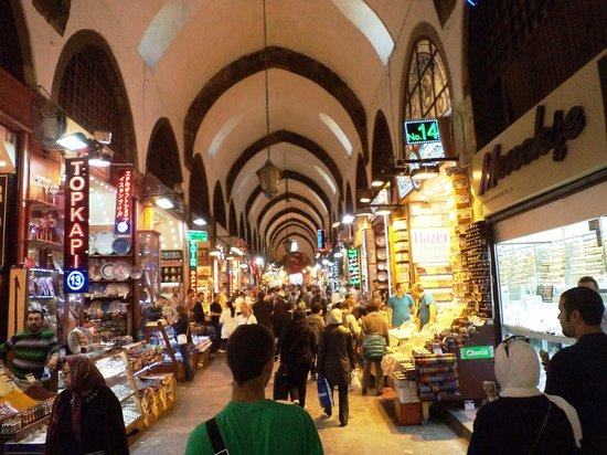 Turkey Tours by Local Guides : Gram Bazar