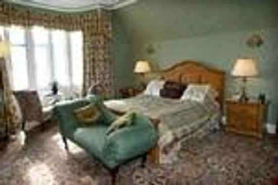 Corriemar Guest House: One of our deluxe seaview rooms