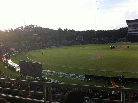 Pallekele International Cricket Stadium : Nice