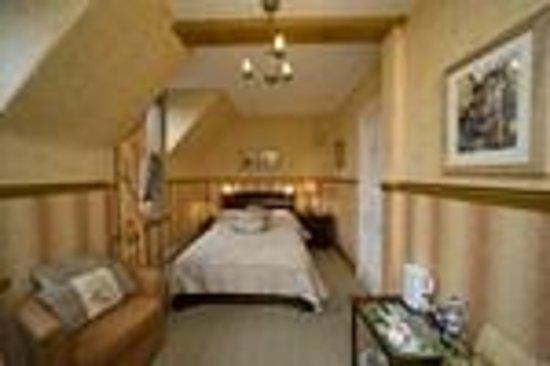 Corriemar Guest House: Double ensuite room