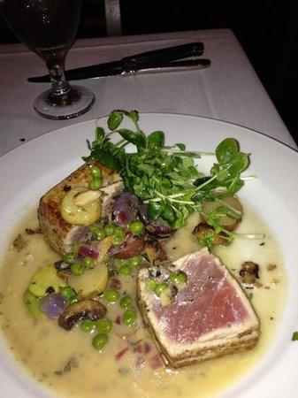 Ocean Prime - Tampa: tuna