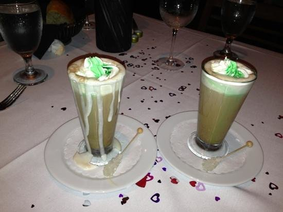 Ocean Prime - Tampa: yum!!!  Irish coffee. delicious